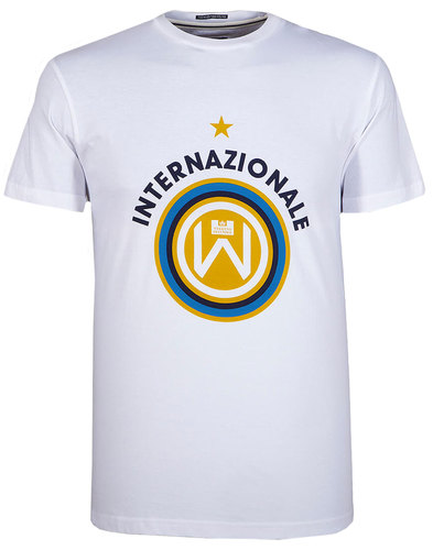 Internazionale WEEKEND OFFENDER Mod Casuals Tee