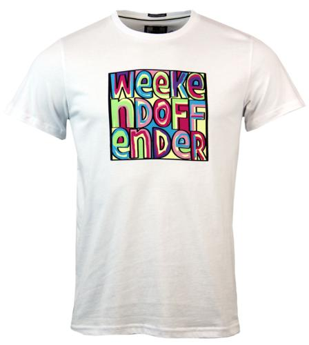 WEEKEND OFFENDER HAPPY MONDAYS MAD CYRIL T-SHIRT
