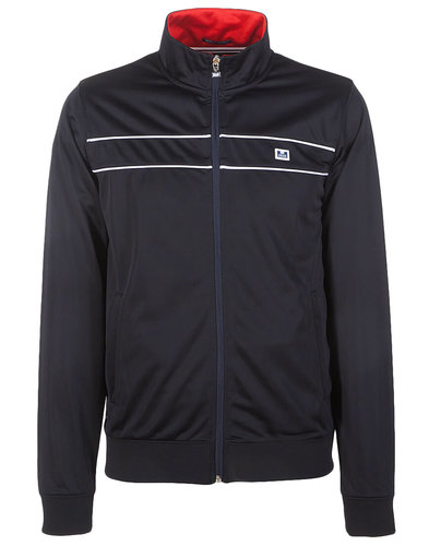 Caeser WEEKEND OFFENDER Retro Mod Track Top Jacket