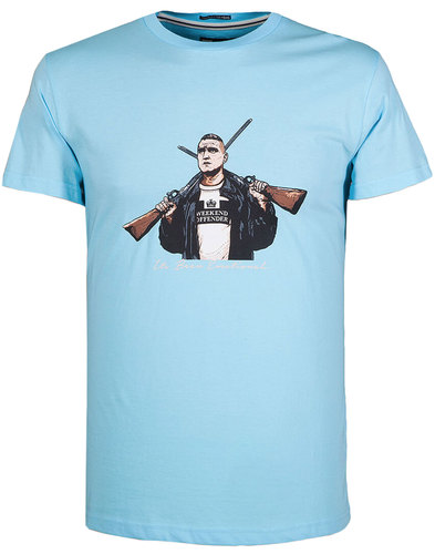 Vinnie WEEKEND OFFENDER Lock Stock Inspired Tee