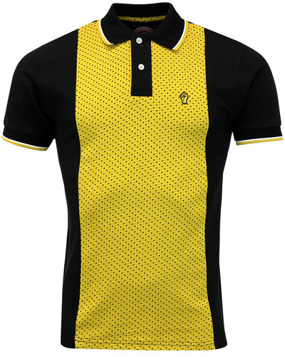 wigan casino northern soul dobby square polo gold