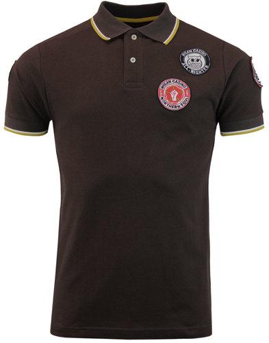 wigan casino northern soul mod retro polo t-shirt