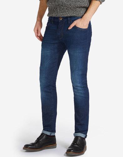 Bryson WRANGLER Retro Skinny Low Waist Jeans (FB)