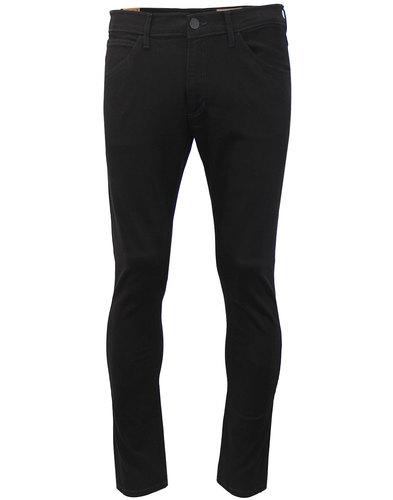 Bryson WRANGLER Retro Mod Skinny Black Denim Jeans