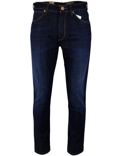 wrangler greensboro retro mod regular denim jeans