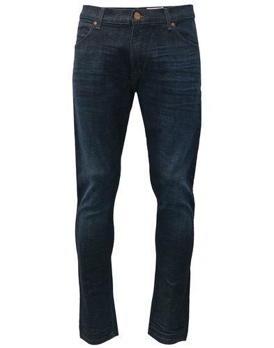 Larston WRANGLER Mod Slim Tapered Green Belt Jeans