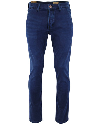 wrangler spencer retro slim luxe denim jeans tidal