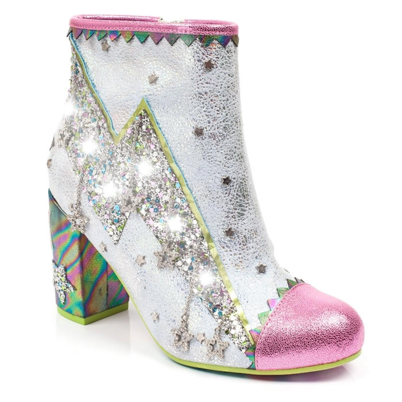 Major Tom IRREGULAR CHOICE  Bowie Lightning Boot