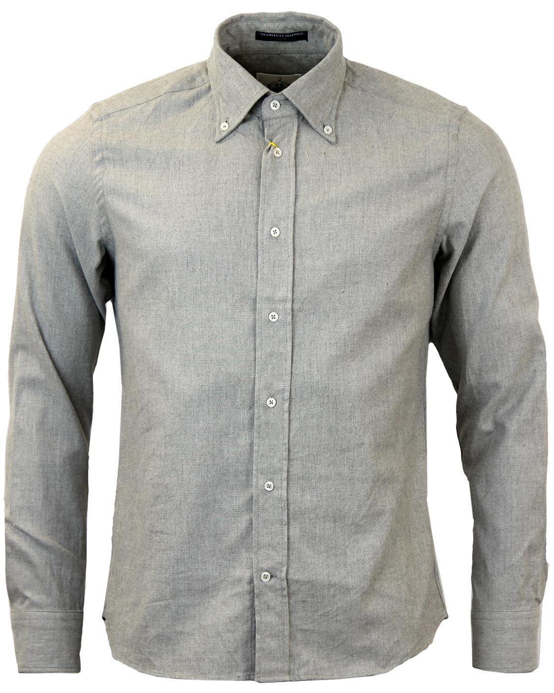 Dexter B D BAGGIES Retro Mod Oxford Shirt