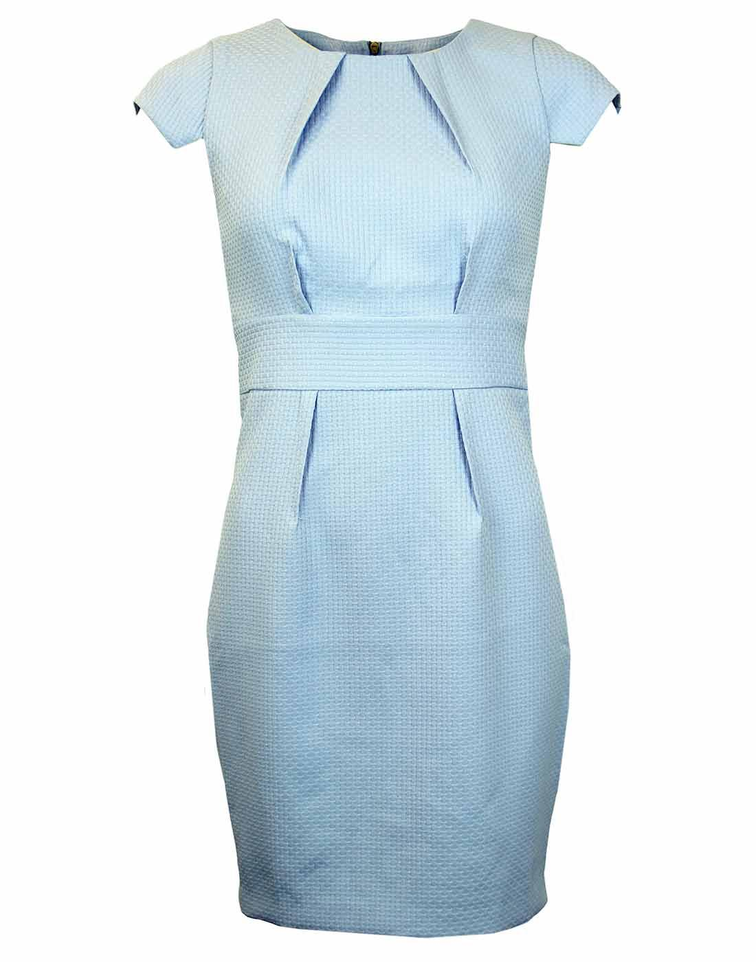 Esmay DARLING Retro 60's Structured Dress DB