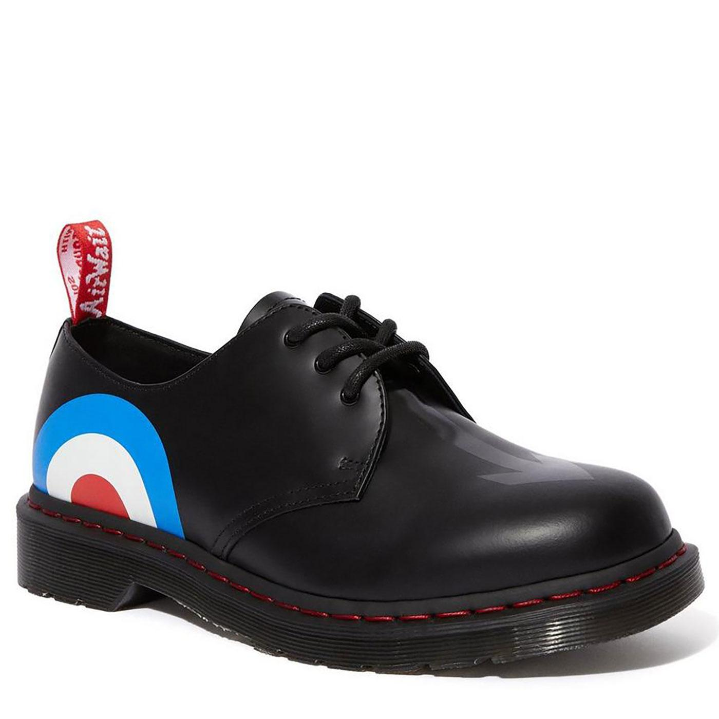 DR MARTENS X THE WHO 1461 Women's 60's Mod Shoes