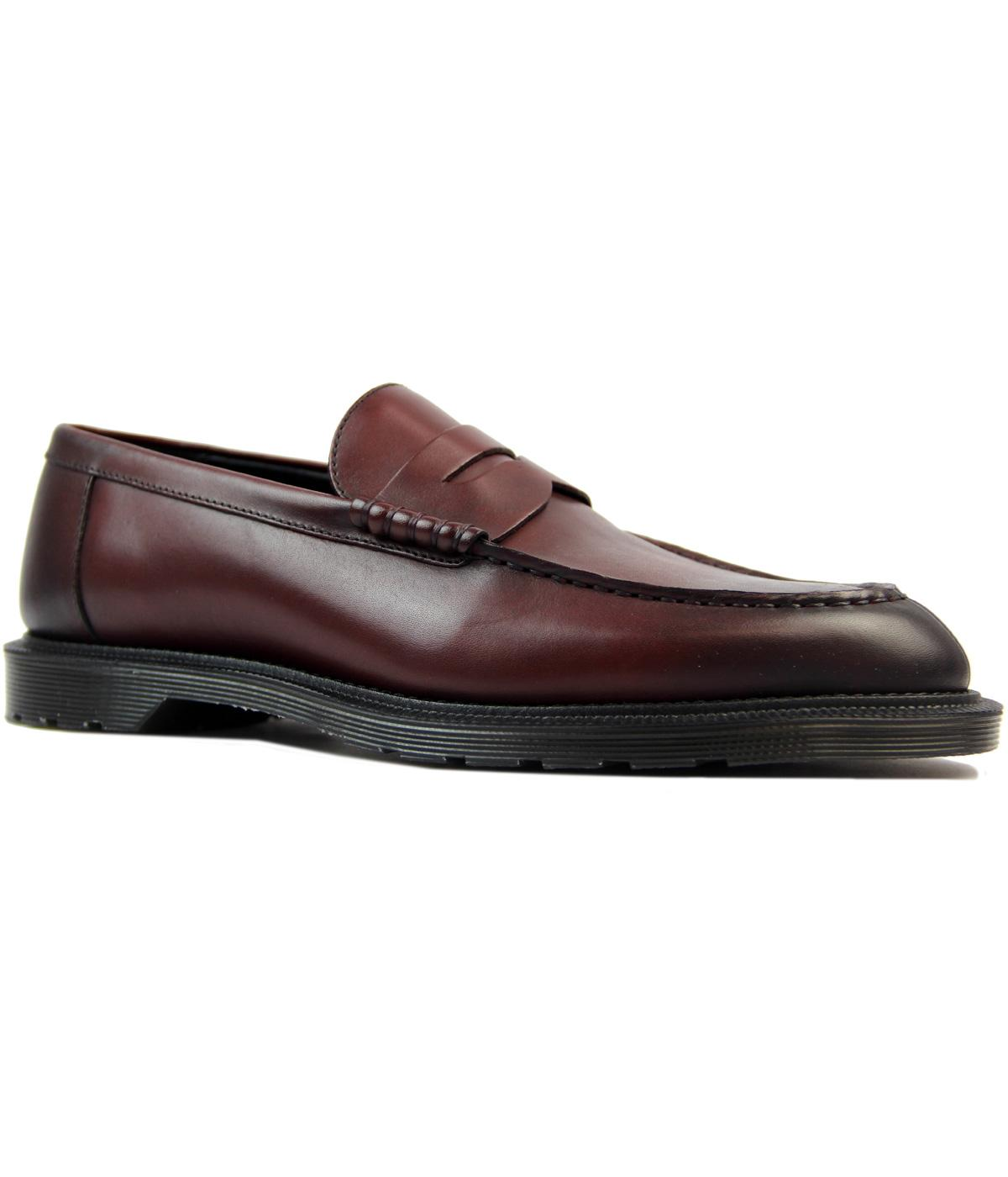 Penton DR MARTENS Retro Mod Leather Bar Loafers