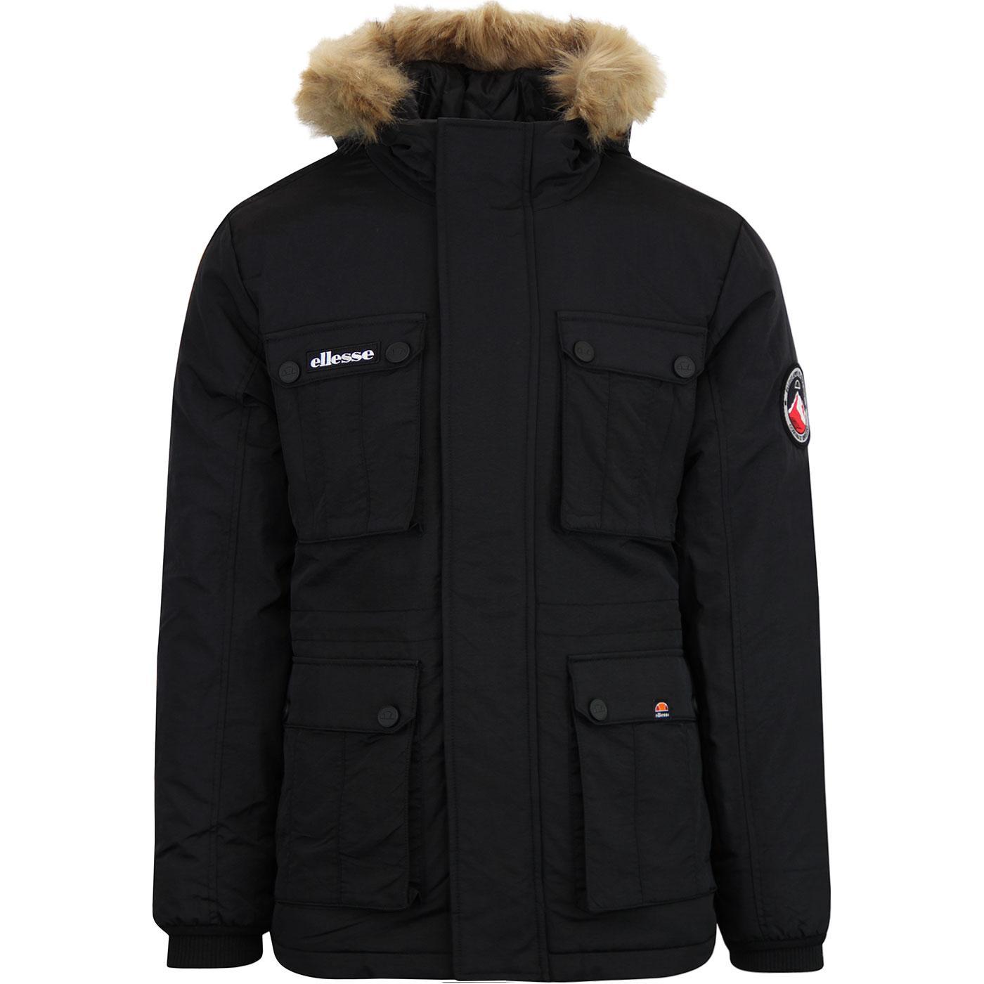 Ampetrini ELLESSE Retro 90s Snorkel Parka Jacket