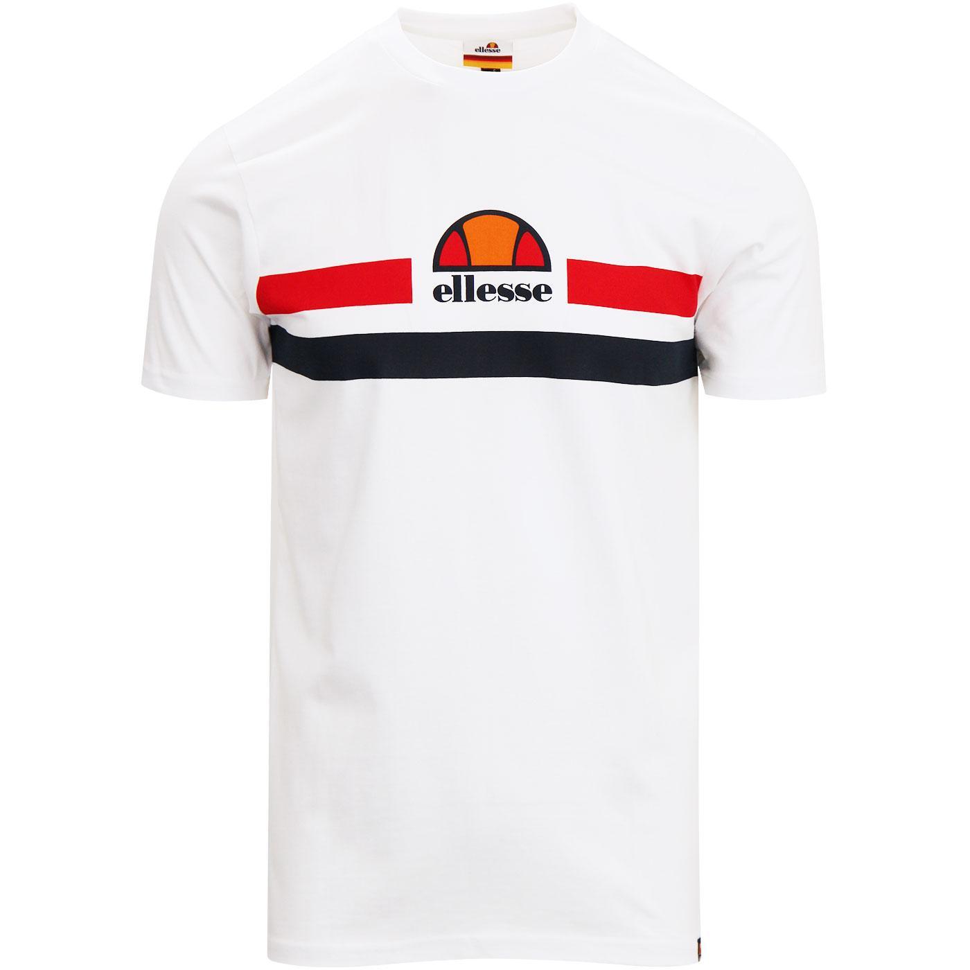 Aprel ELLESSE Retro Chest Stripe Logo T-shirt W