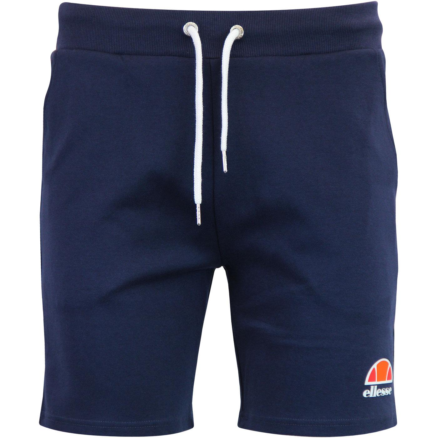 Crawford ELLESSE Retro Summer Sports Shorts NAVY