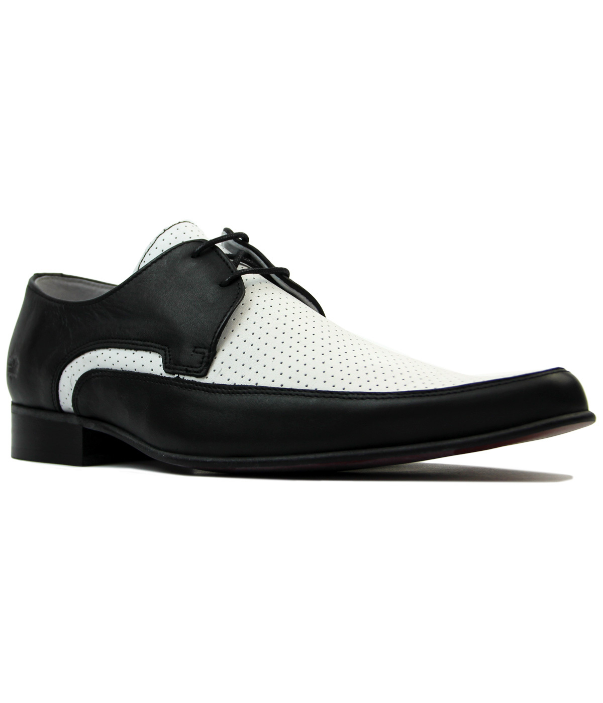 Jam Shoes IKON ORIGINAL  2-Tone Mod Shoes