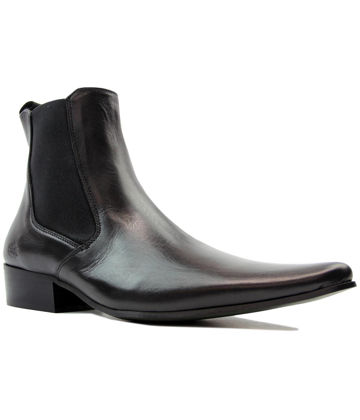 Revolver IKON ORIGINAL Cuban Heel Chelsea Boots