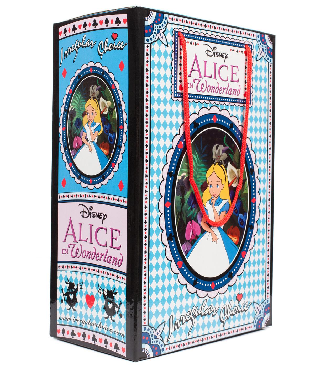 f1e6c6d04a61 IRREGULAR CHOICE My Cup Of Tea Alice in Wonderland Heels Pink