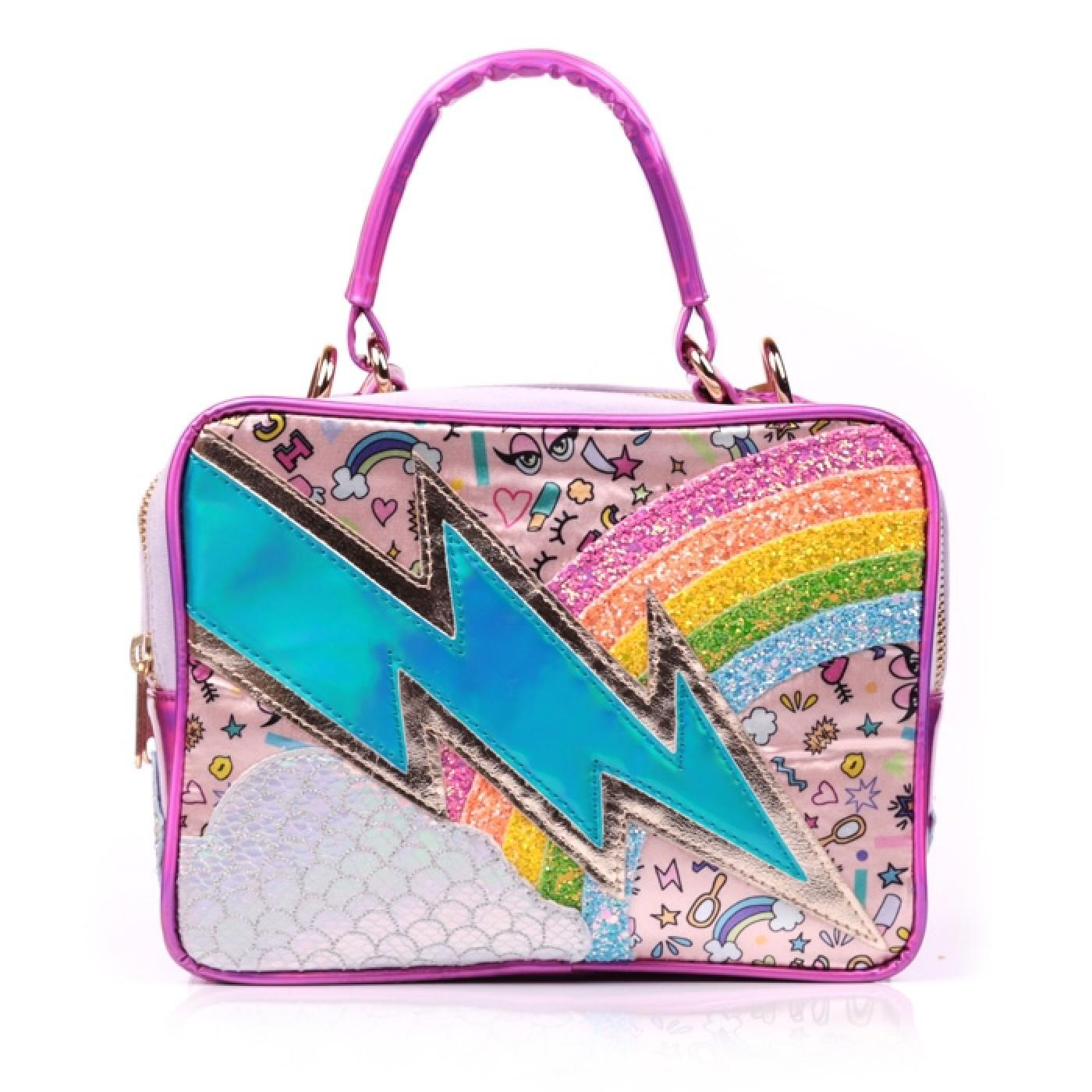 Rainbow Thunder IRREGULAR CHOICE Lightning bag P