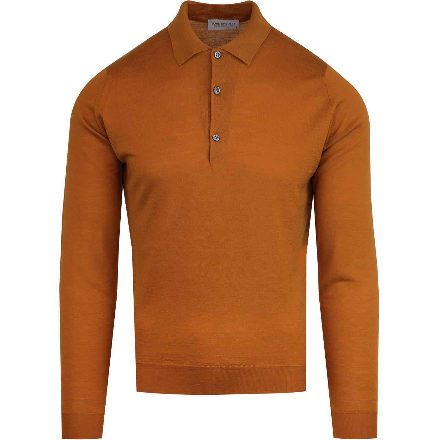 Belper JOHN SMEDLEY Made in England Polo (Bronze)