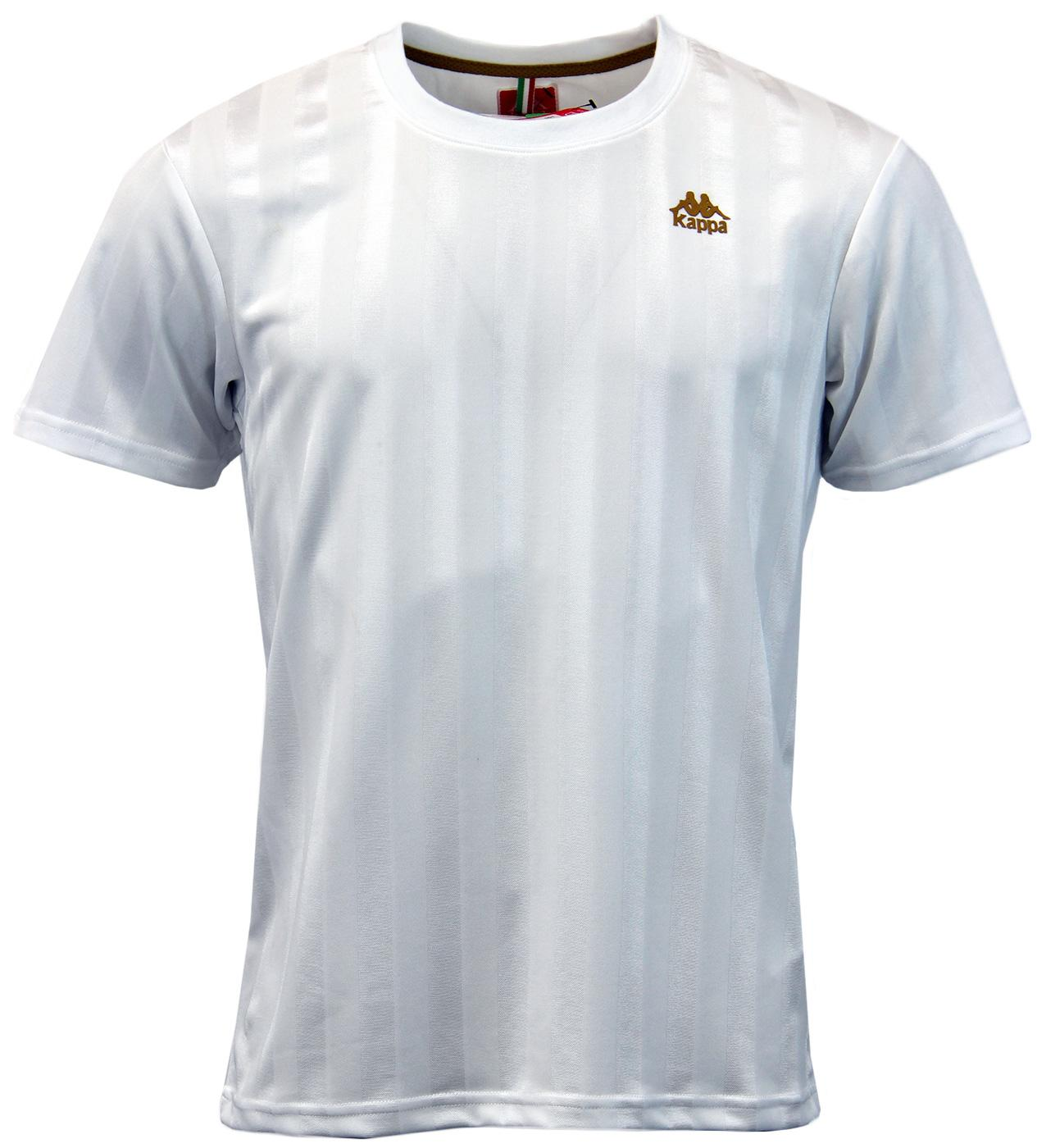 Brunton KAPPA Retro Seventies Tonal Stripe T-Shirt
