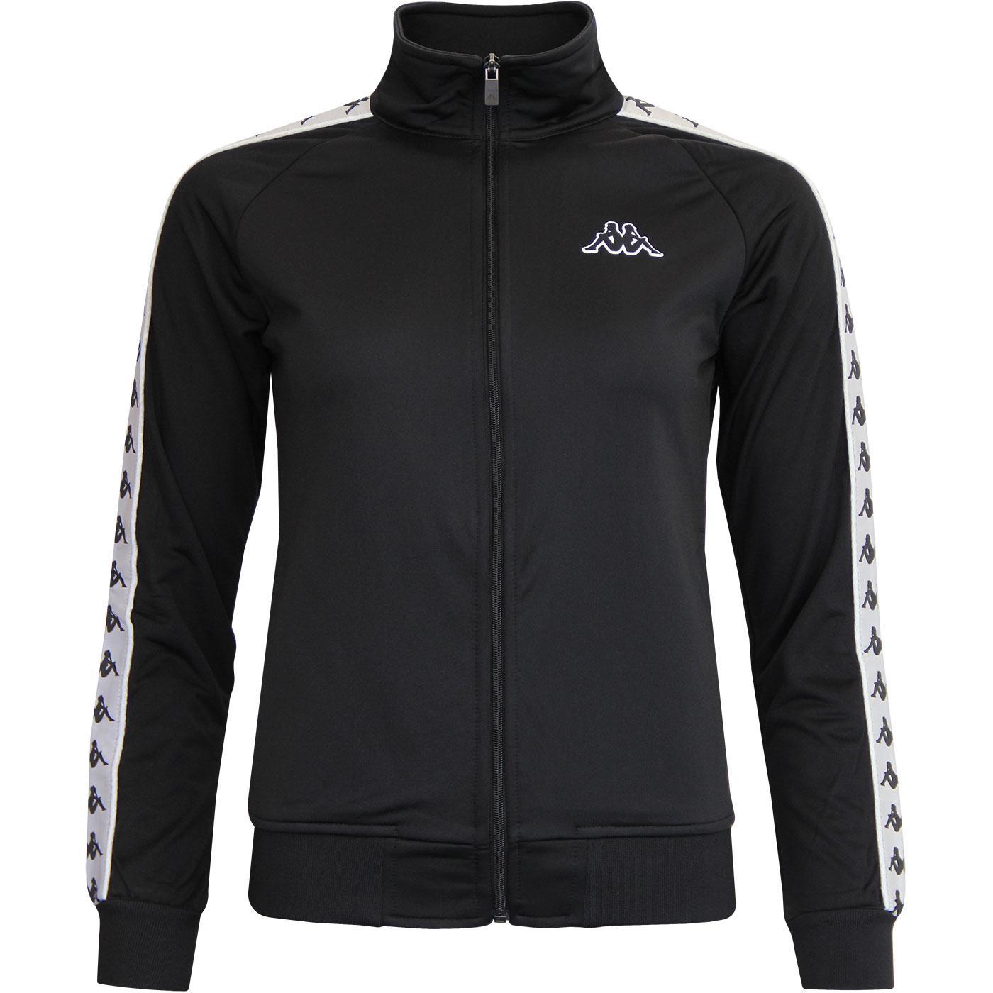 Wanniston KAPPA Banda Women's Track Jacket (B/W)
