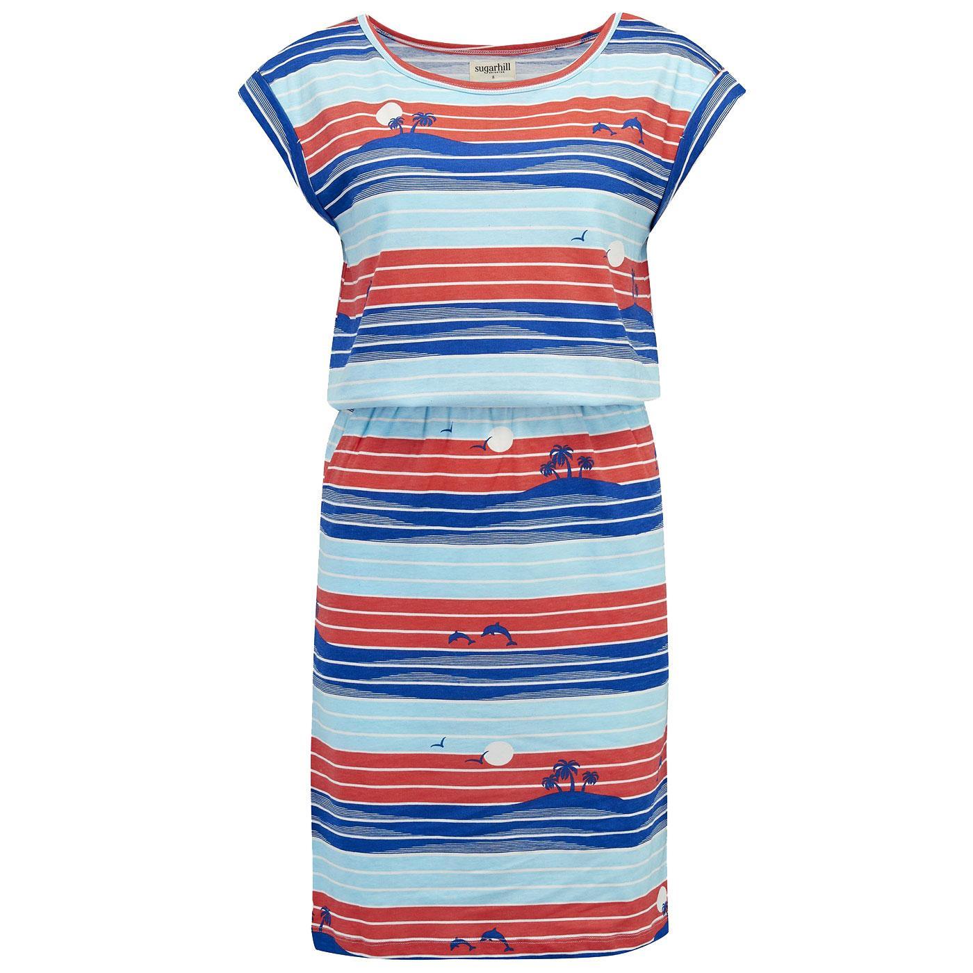 Kate SUGARHILL BRIGHTON Tropical Island Dress