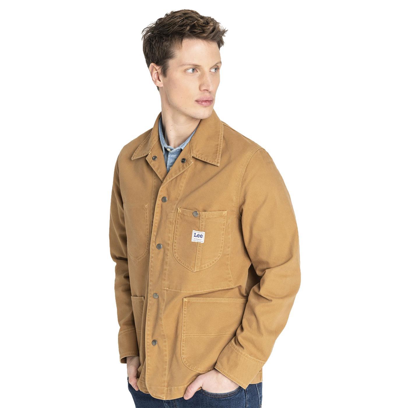 LEE JEANSRetro Loco Workwear 60's Western Jacket