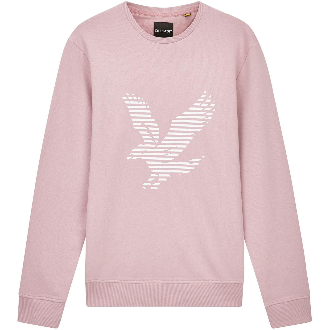 LYLE & SCOTT Retro Casuals Logo Sweatshirt (LM)