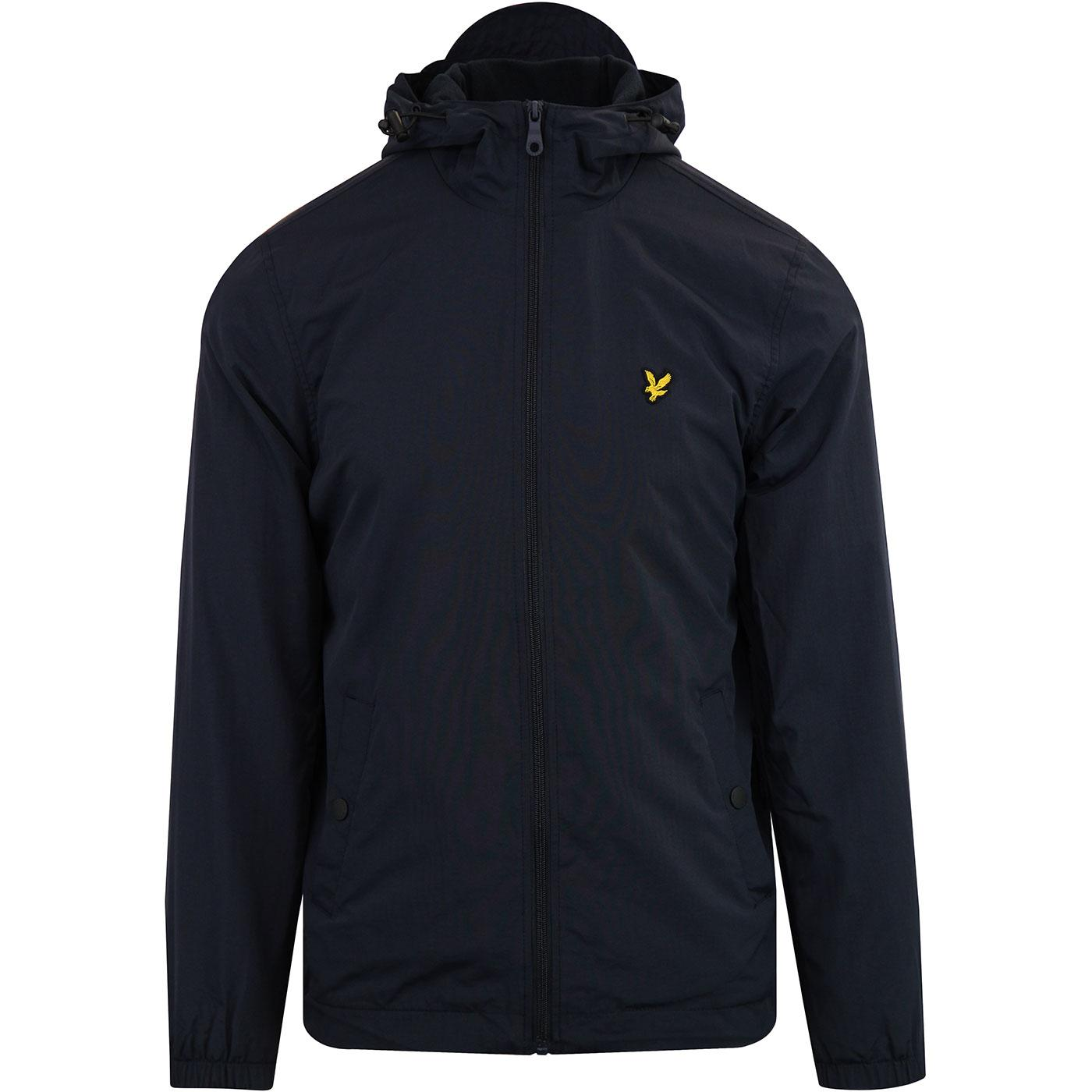 LYLE & SCOTT Retro Microfleece Lined Hooded Jacket