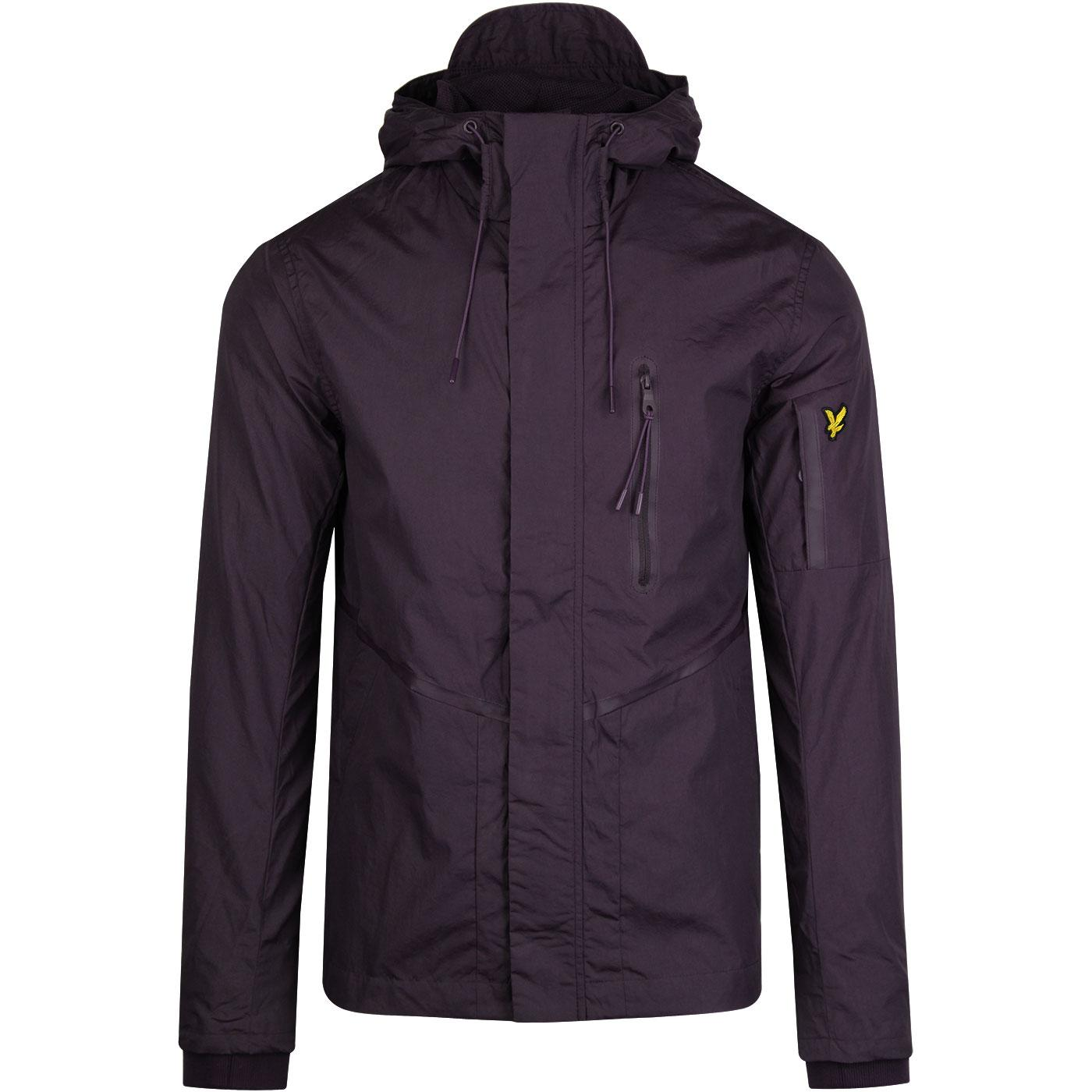 LYLE & SCOTT Retro 90s Minimal Hooded Jacket (MP)