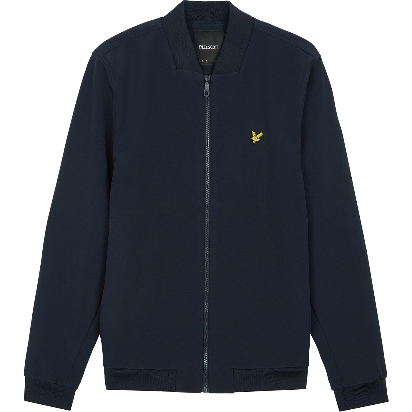 LYLE & SCOTT Lightweight Softshell Bomber Jacket