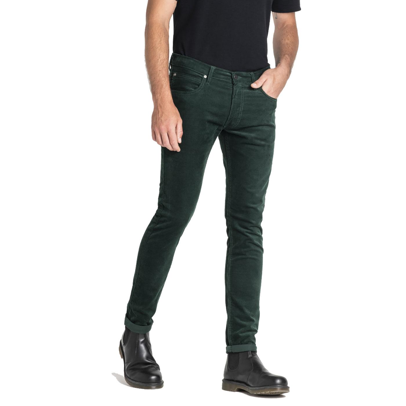 Luke LEE Retro Mod Slim Tapered Cord Jeans PG