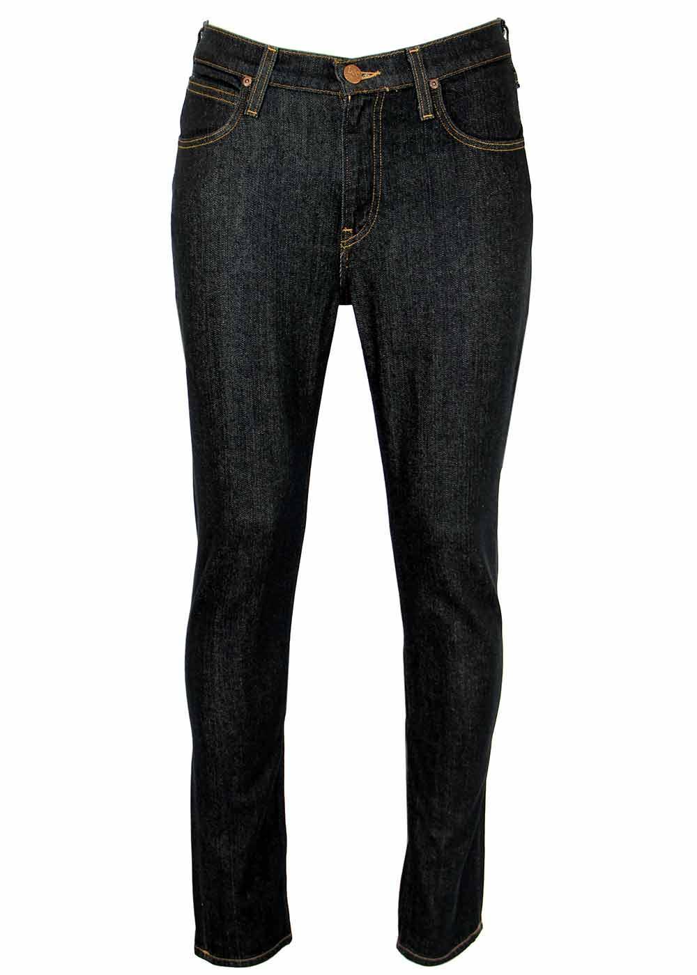 Arvin LEE Retro Mod Regular Tapered Denim Jeans BC