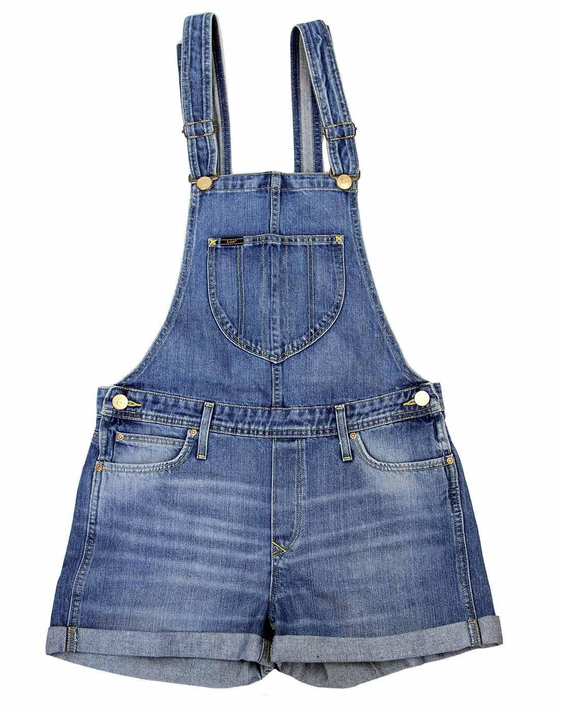 LEE Retro Bib Shorts Spring Journey