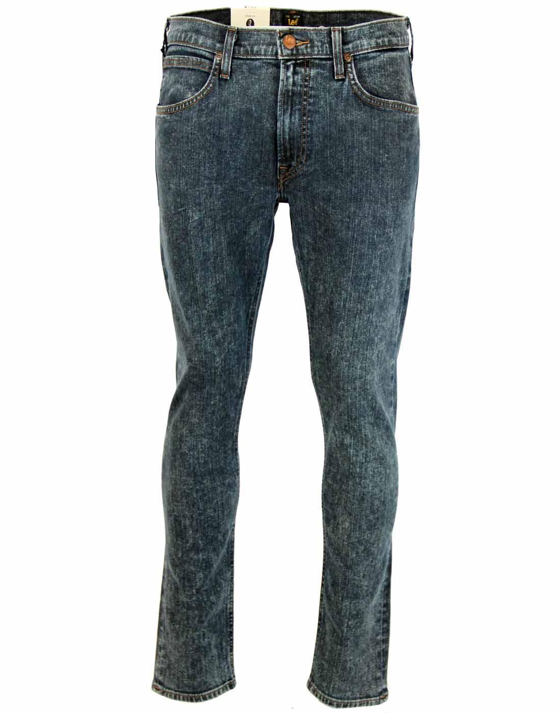 Luke LEE JEANS Retro 90s Worn Slim Tapered Jeans