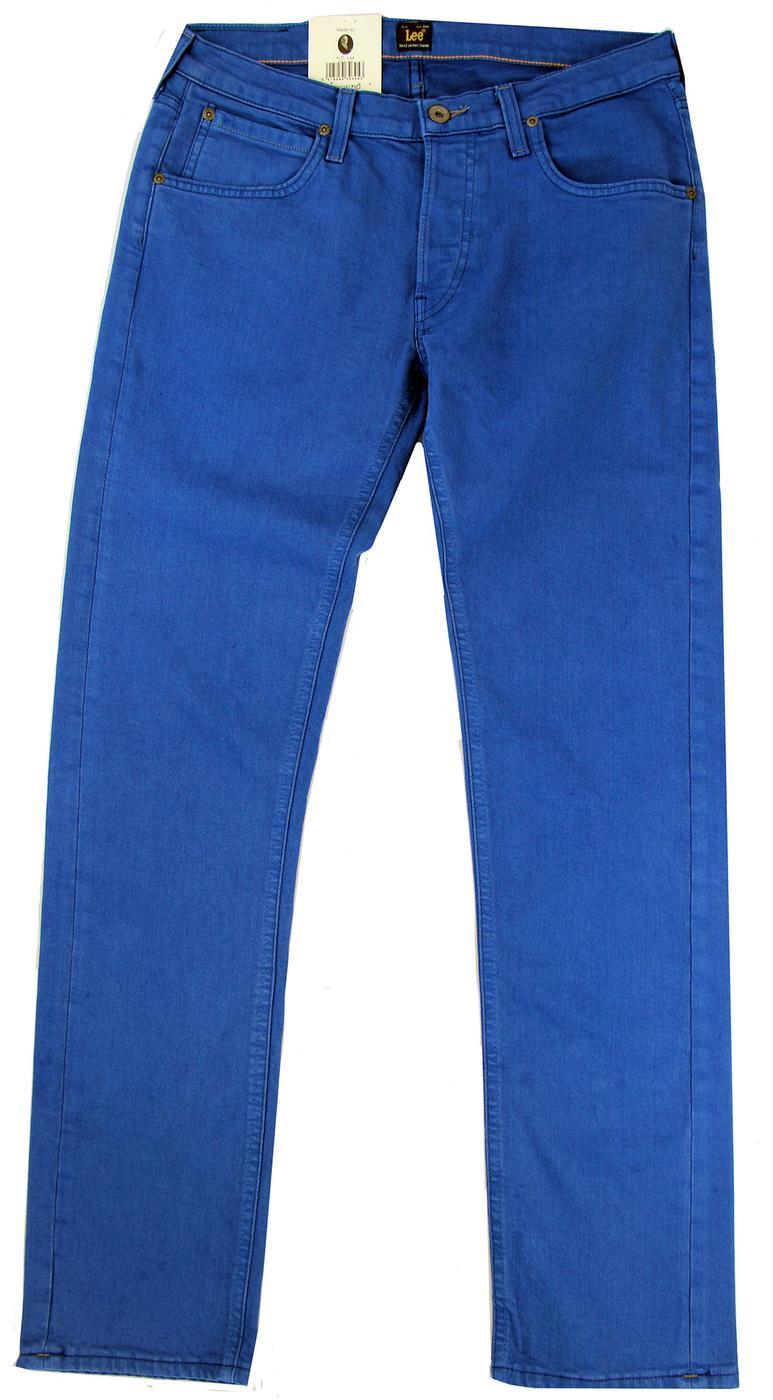Daren LEE Jeans Indie Retro Regular Slim Jeans