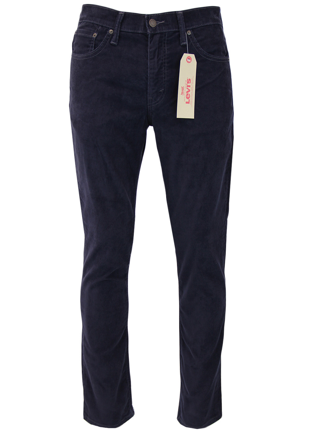 1639ea12ae8f LEVI S® 511 Retro Mod60s Slim Fit Cord Jeans in Nightwatch Blue