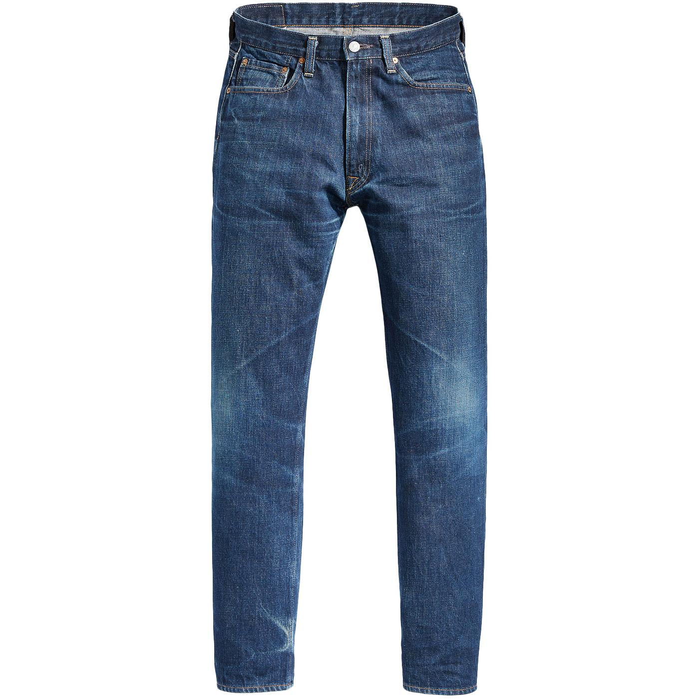 LEVI'S 512 Slim Taper Denim Jeans (Adriatic Adapt)