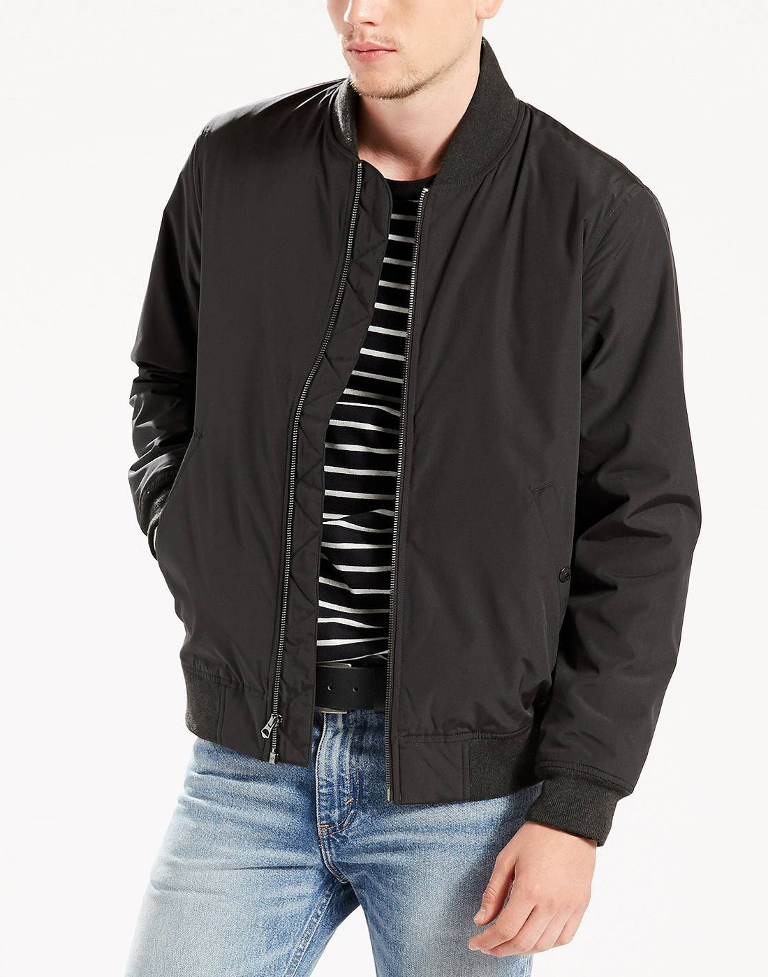 LEVI'S® Thermore Retro Indie Mod Bomber Jacket