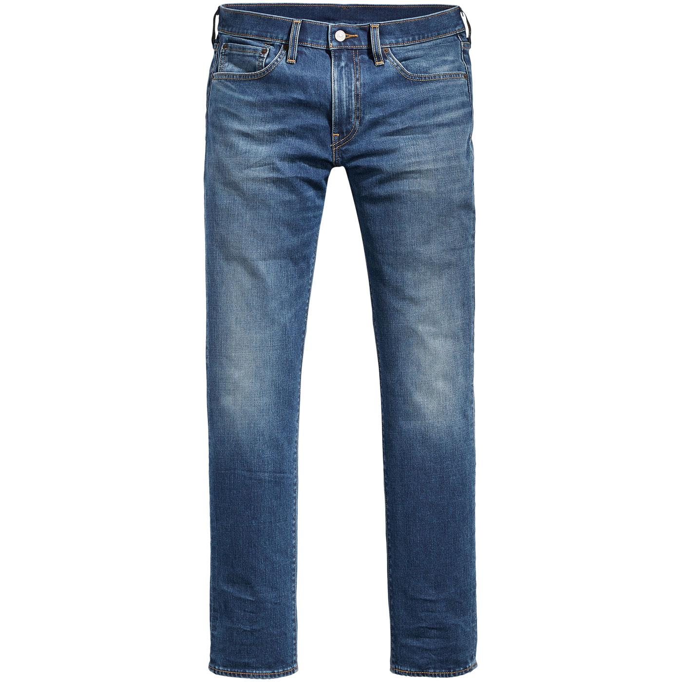 LEVI'S 511 Retro Slim Denim Jeans (Caspian Adapt)