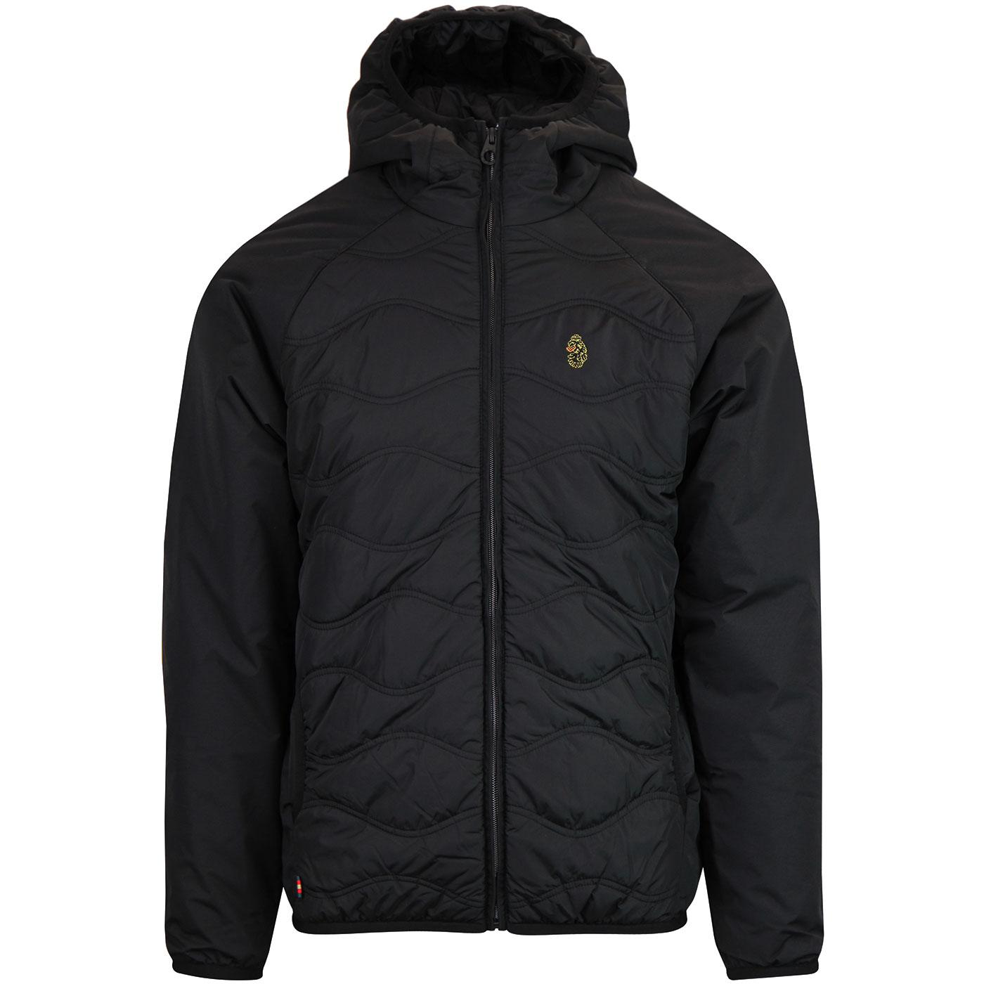Roundy LUKE Retro Men's Quilted Ski Jacket (B)