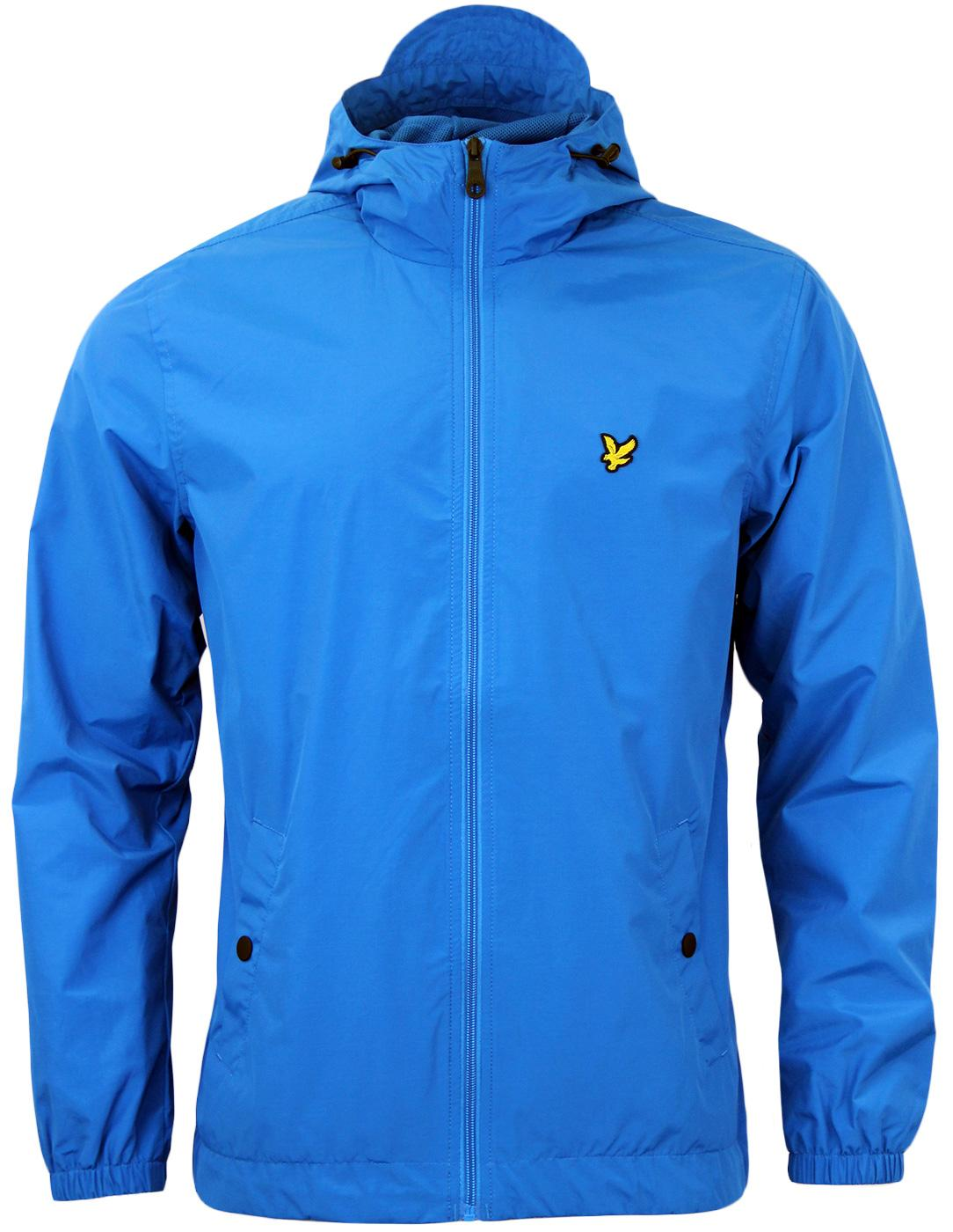 LYLE & SCOTT Retro Mod Light Weight Hooded Jacket
