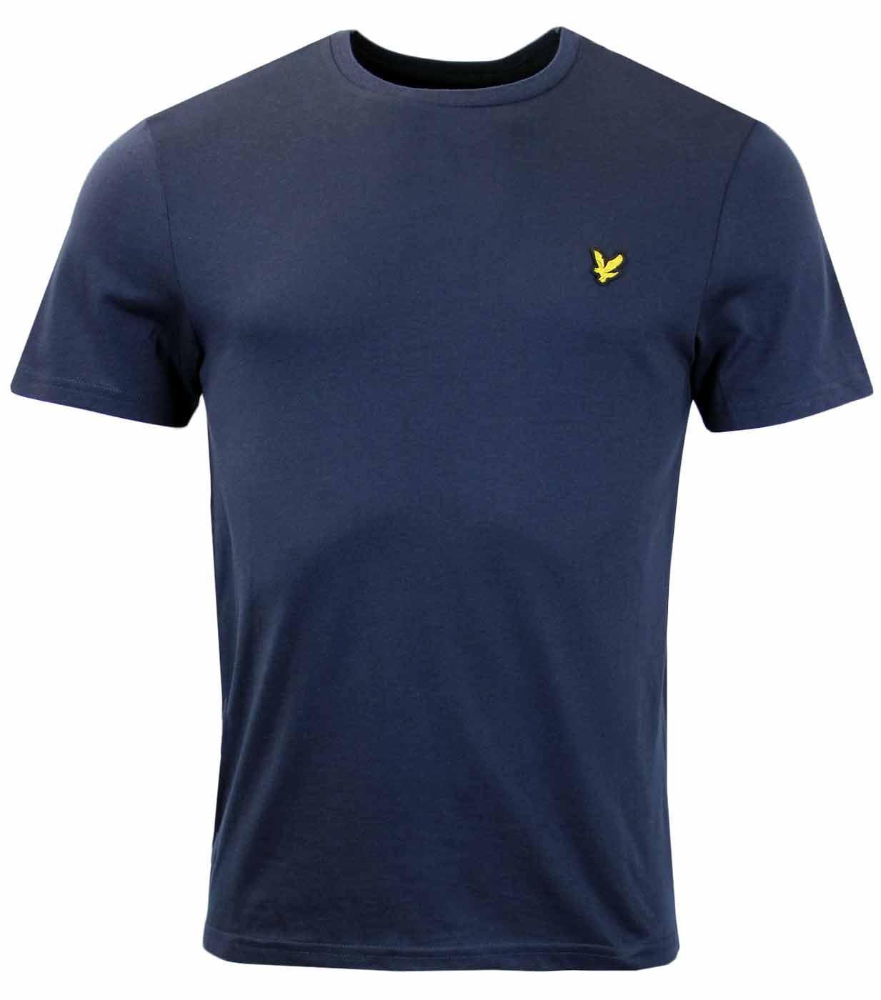 LYLE & SCOTT Retro Plain Golden Eagle T-Shirt NN
