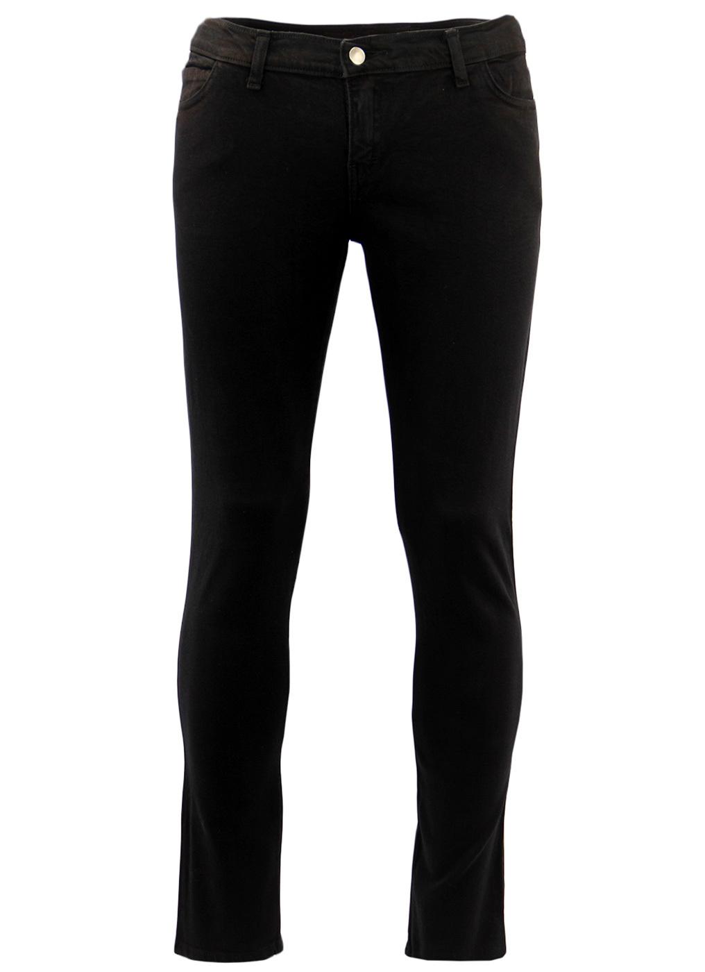 'Cavern 59' - Retro 60s Mod Black Drainpipe Jeans