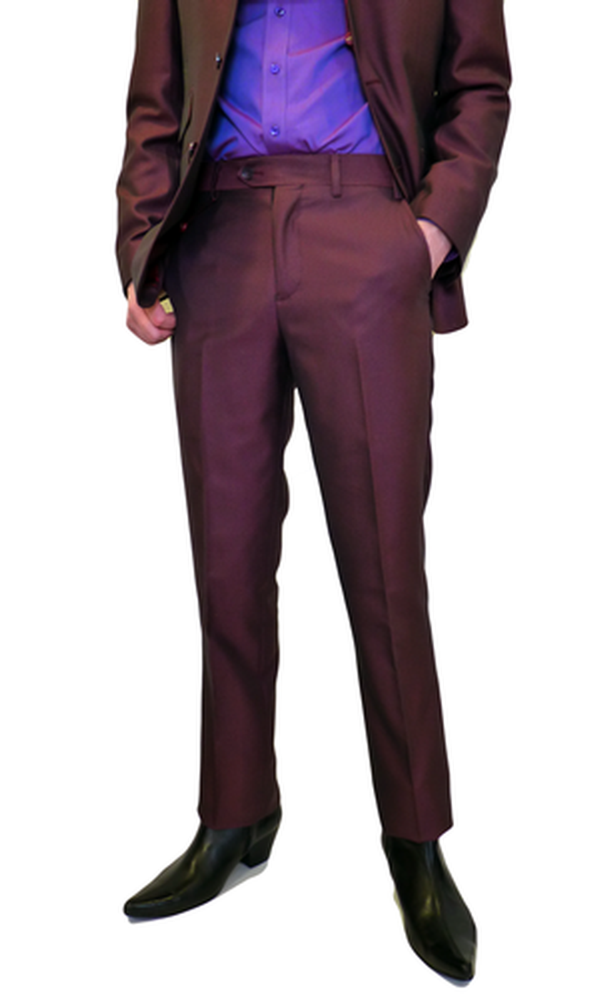 Gin Suit Trousers MERC Mod Tonic Trousers W