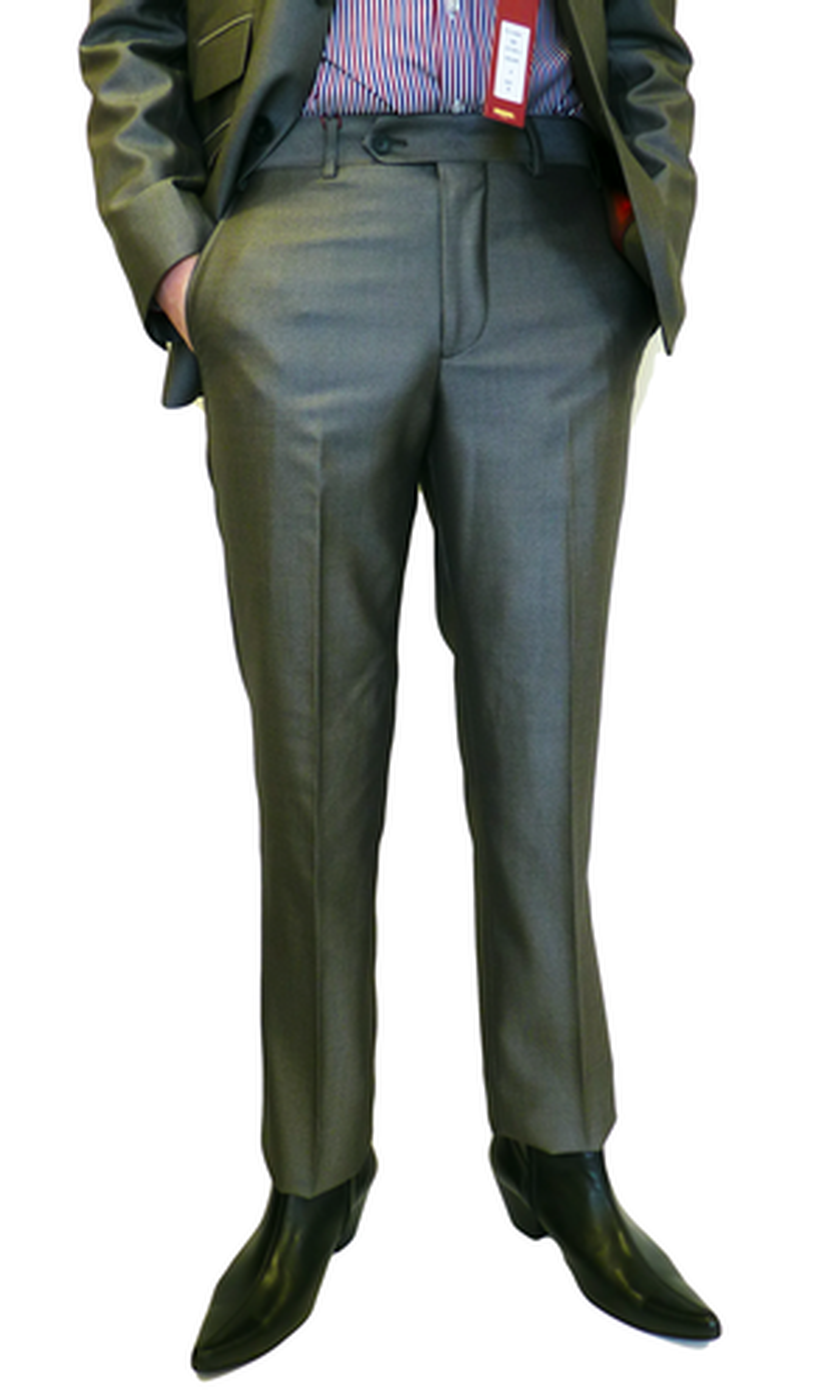 Gin Suit Trousers MERC Mod Tonic Trousers S