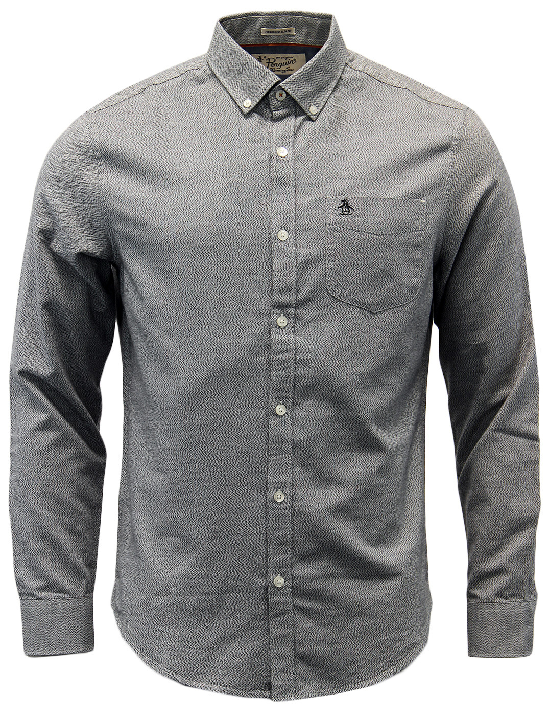 Jaspe ORIGINAL PENGUIN Mens Two Tone Oxford Shirt
