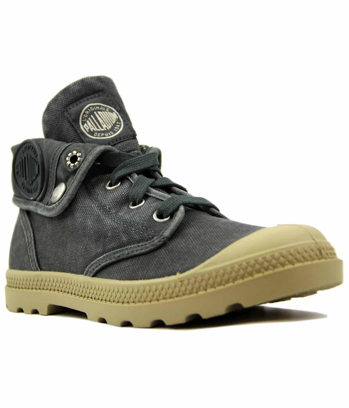 Baggy Low LP PALLADIUM Retro Canvas Boots (T/P)