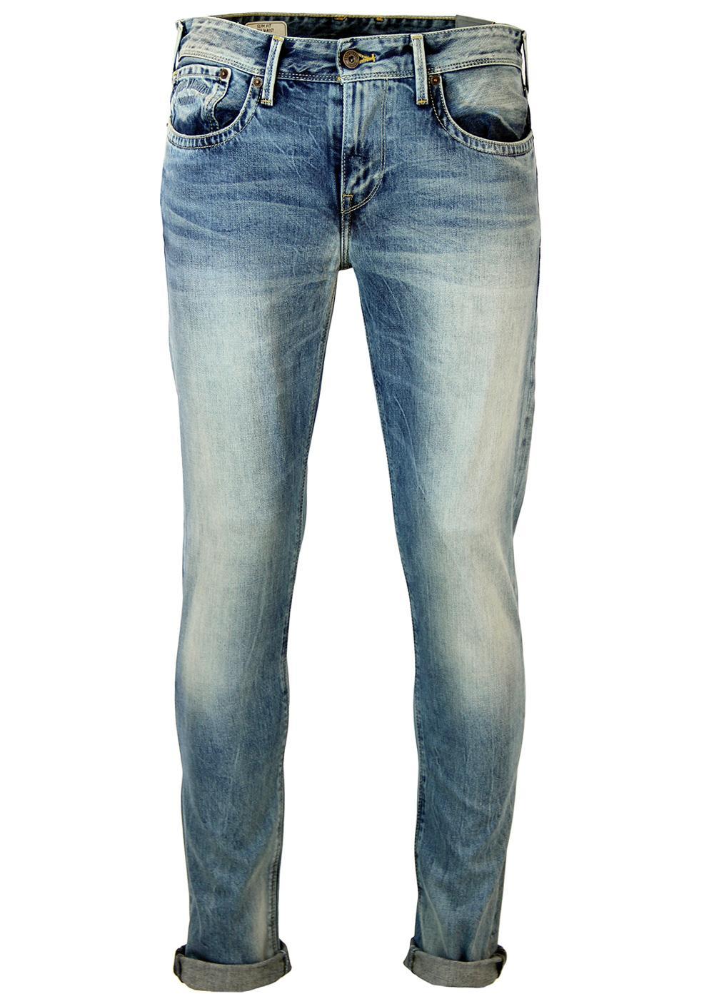 Hatch PEPE JEANS Retro Mod Slim Fit Jeans